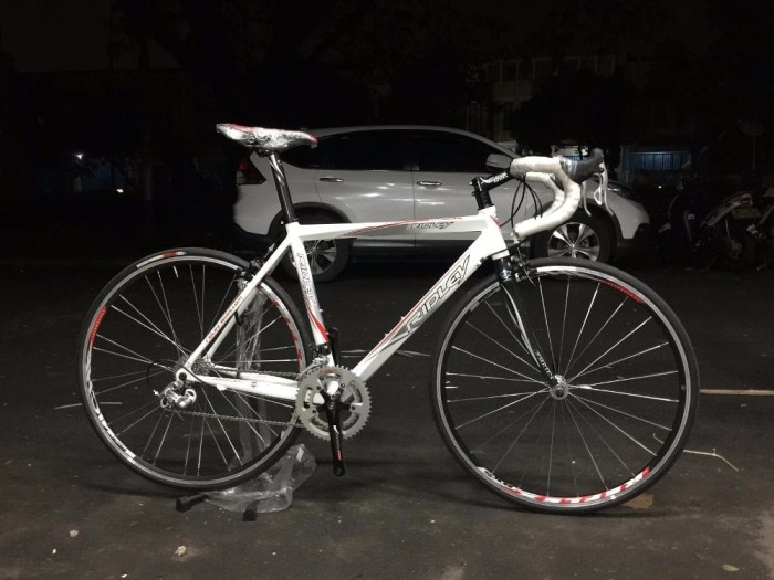 Jual Sepeda Balap Road Bike Ridley Compact 50 - Jakarta
