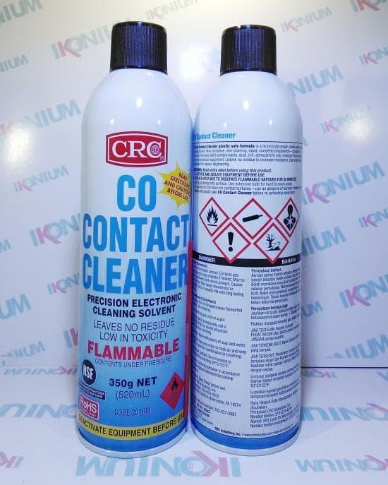 Katalog Contact Cleaner Travelbon.com