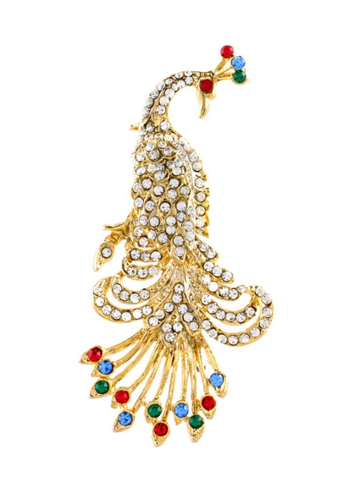 Jual 1901 Jewelry Bros Peacock Lapis Emas 22k Harga Promo Terbaru