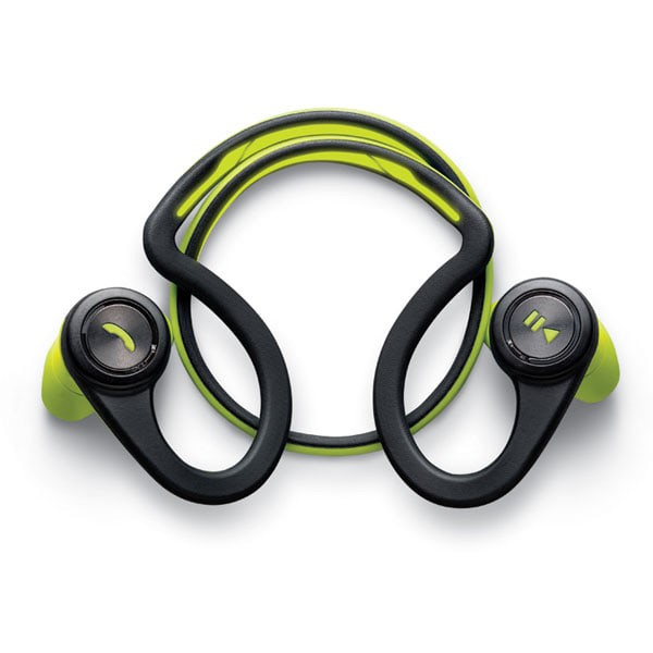 harga Plantronics stereo bluetooth headset backbeat fit - abu-abu muda Tokopedia.com