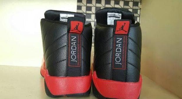 a9fb8a52af5 Jual Sepatu Basket Grade Original Nike Air Jordan 12 Pria Wanita ...