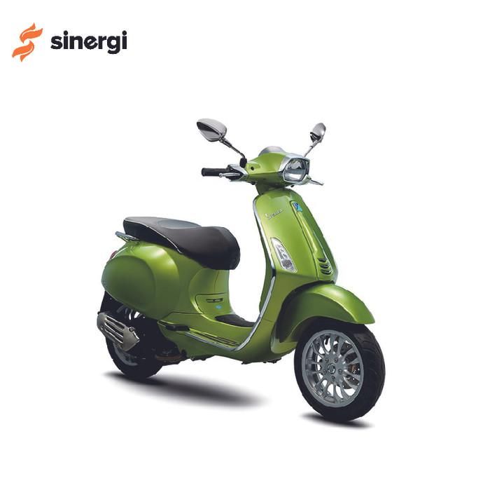 Jual Vespa Sprint 150 I Get Verde Speranza – Jakarta Harga Promo Terbaru