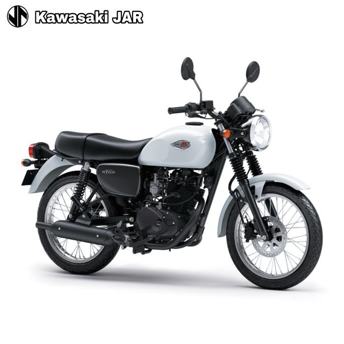 harga Kawasaki w175  - white Tokopedia.com