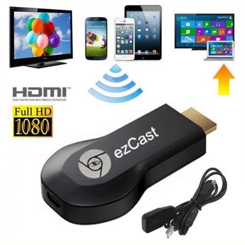 harga Ezcast alat penghubung smartphone ke hd tv miracast semi chromecast Tokopedia.com