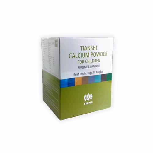 Foto Produk PRODUK LARIS TIENS ORIGINAL EXLUSIVE Tianshi Calsium Powder for Childr dari Pinkerbelle Custom