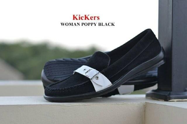 Harga Sepatu Wanita Kickers Travelbon.com