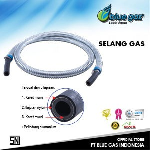 harga Selang kompor gas blue gas Tokopedia.com