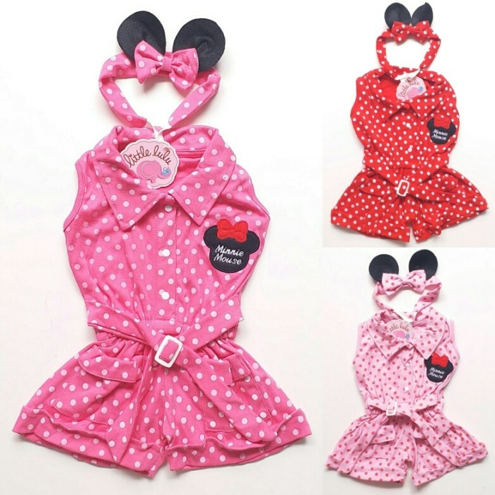 5f27fc586 Jual baju jumpsuit bayi cek harga di PriceArea.com