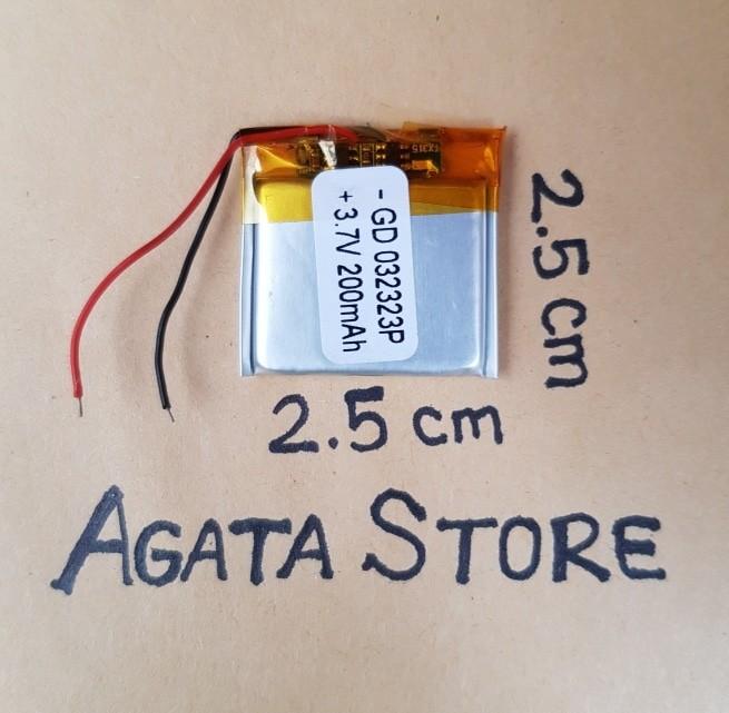 harga Baterai mp3 mp4 ( battery / batre ) mp4 / mp3 player bluetooth Tokopedia.com
