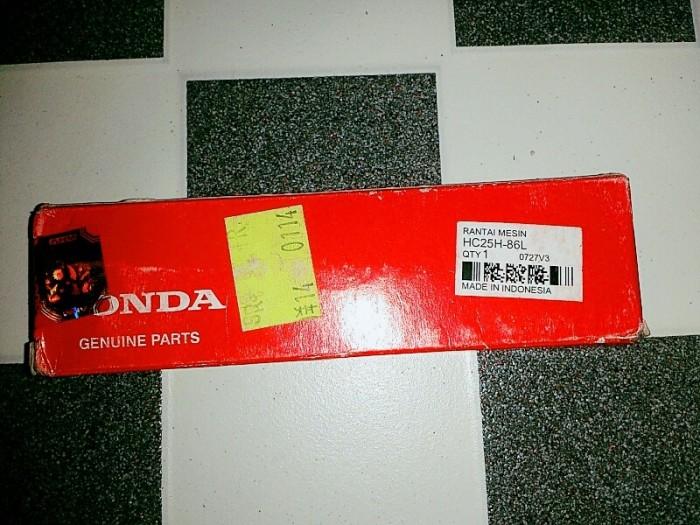 harga Rantai keteng kamprat kamrat honda s 90 s90z hc25h-86l ori Tokopedia.com