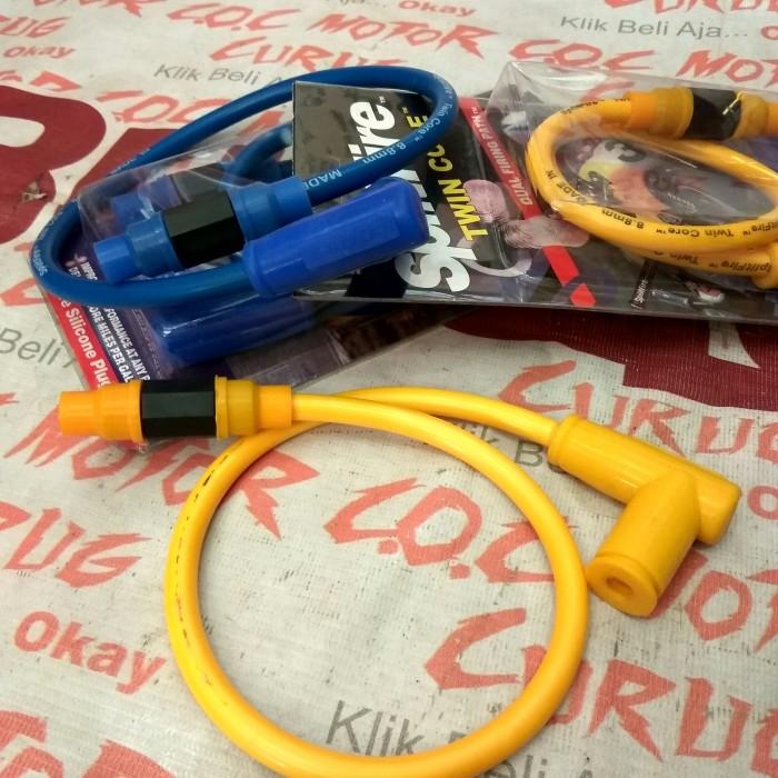 harga Cangklong kop kabel busi twin core racing Tokopedia.com