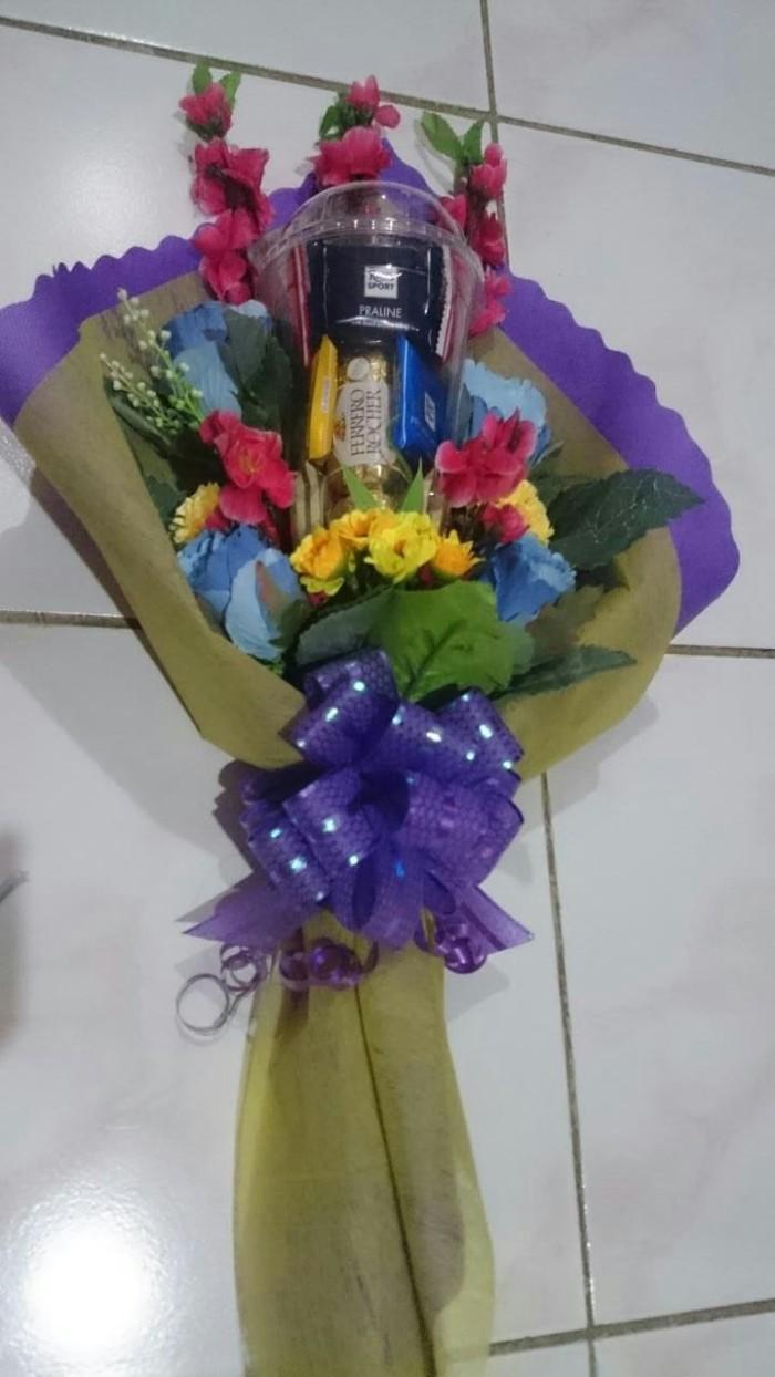Jual Karangan Bunga Ucapan Selamat Hari Guru Jakarta Barat World IT Corner