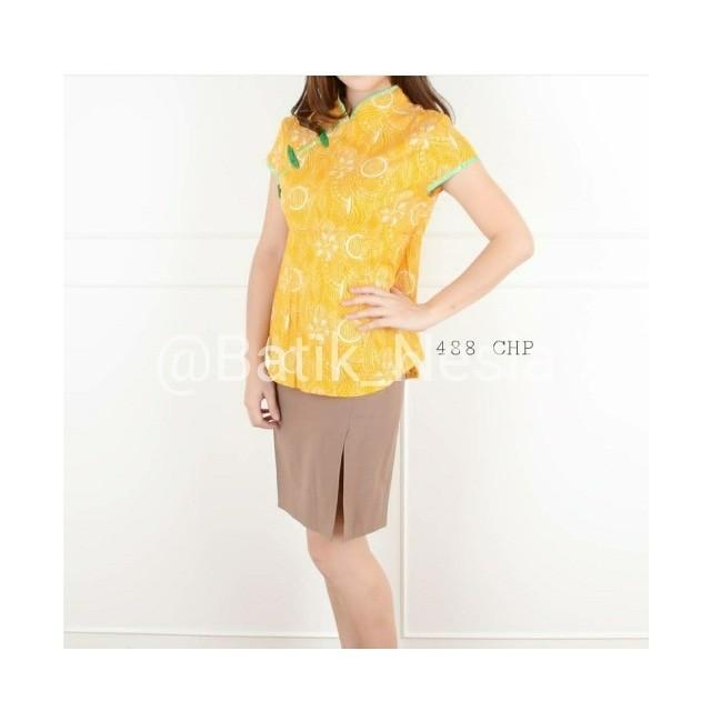harga Baju atasan wanita dress kemeja rok kulot joger batik kantor murah Tokopedia.com