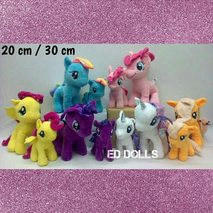Boneka kuda poni my little pony rarity - 30 cm 3cf6bd2f06