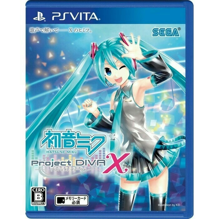 harga Game ps vita project diva x Tokopedia.com