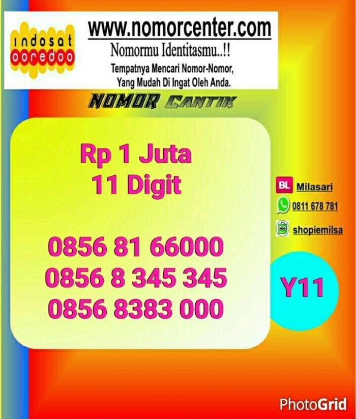 Nomor Indosat Im3 Seri Triple 000 - 0856 8383 000,11 Digit #NY11 233