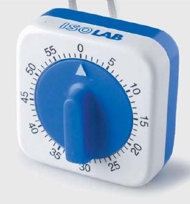 Mechanical timer / timer mekanik / dapur kitchen timer  isolab-germany bawah