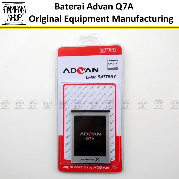 harga Baterai handphone advan q7a original double power | batre batrai q7 a Tokopedia.com