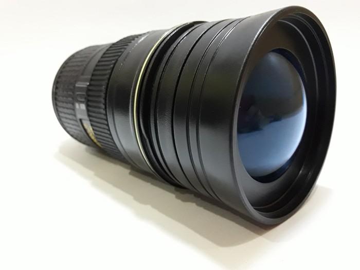 harga Gelas lensa kamera nikon 24-70 non zoom tutup fish eye Tokopedia.com