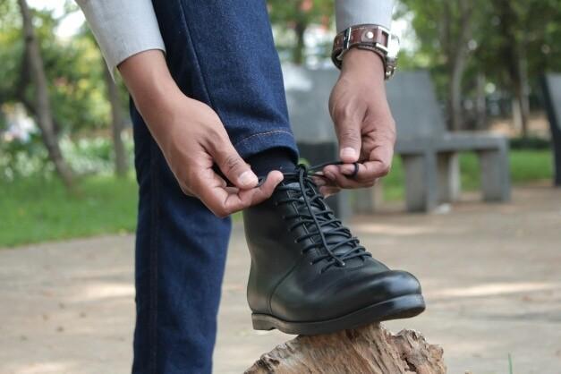 harga Sepatu kulit asli model york (boots,pantofel,delta,bally,kickers,brodo Tokopedia.com