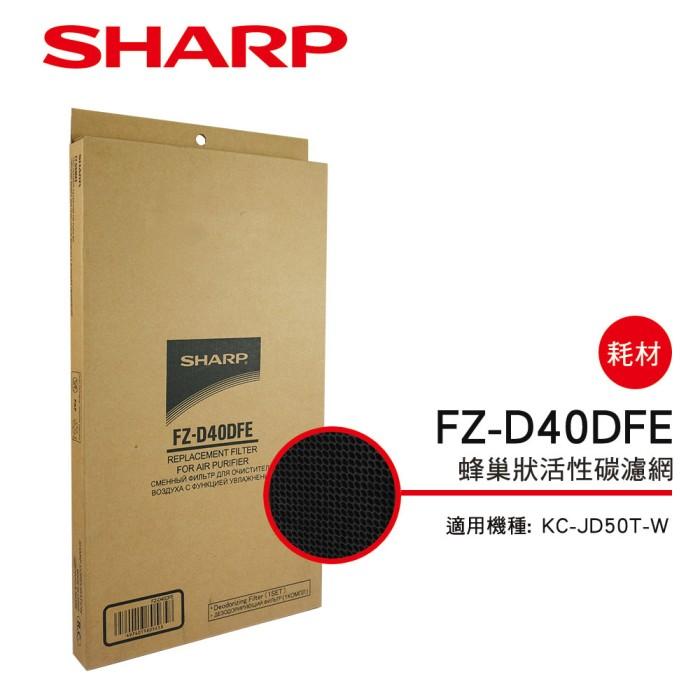 harga Sharp replacement deodorising filter fz-d40dfe for sharp kc-d40y Tokopedia.com