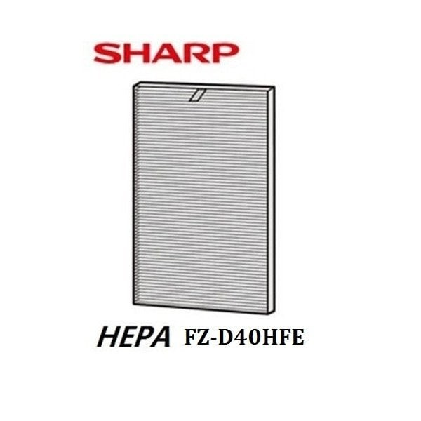 harga Sharp replacement hepa filter fz-d40hfe for sharp kc-d40y Tokopedia.com