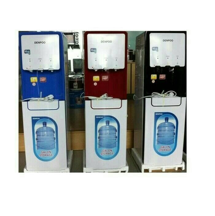 Denpoo Dispenser Galon Bawah Premium Series 1
