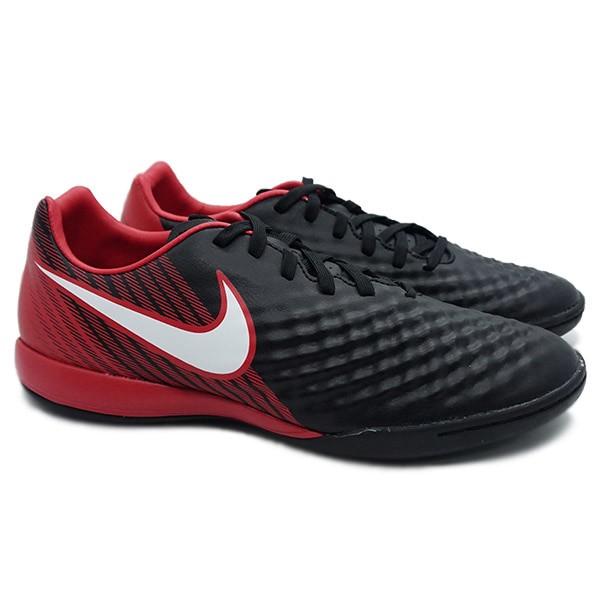 32b7b656cd Jual Nike MagistaX Onda II IC (Black White University Red ...