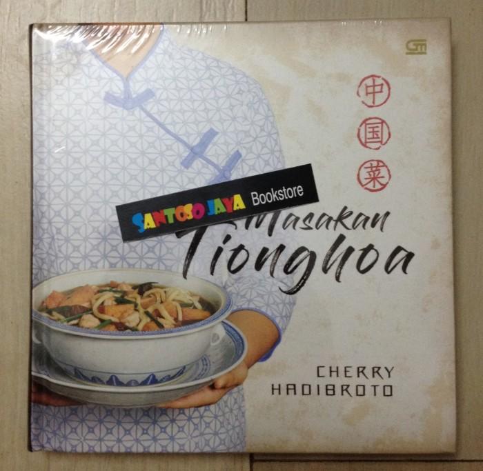 harga Masakan tionghoa hc (ed. revisi) oleh cherry hadibroto Tokopedia.com