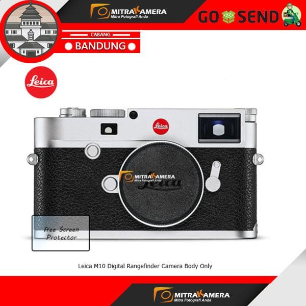 Leica M10 Digital Rangefinder Camera Body Only