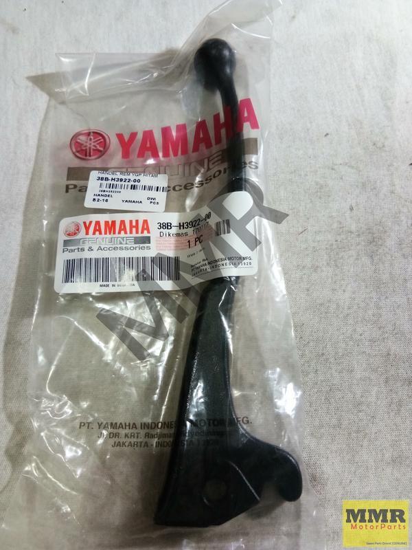 harga Handel rem asli yamaha hitam byson / scorpio / rx king Tokopedia.com