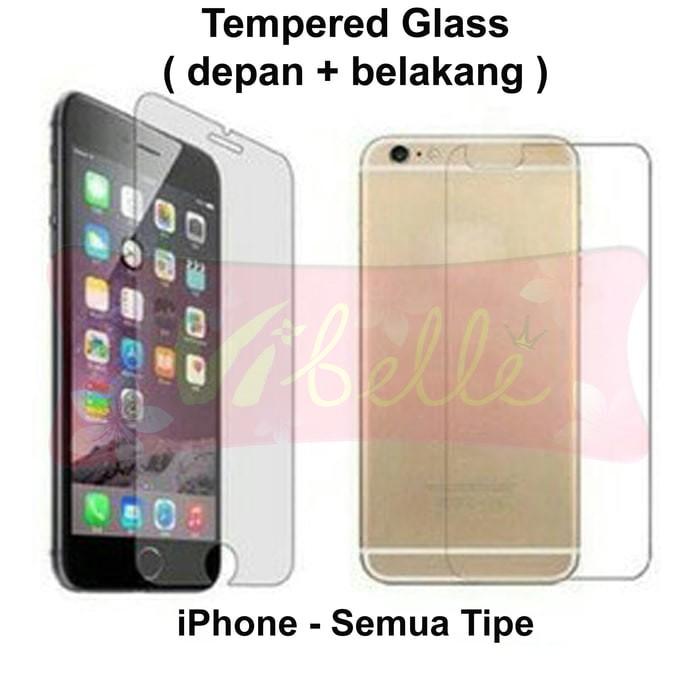 Harga Tempered Glass IPHONE 8 PLUS Terbaru Januari 2018