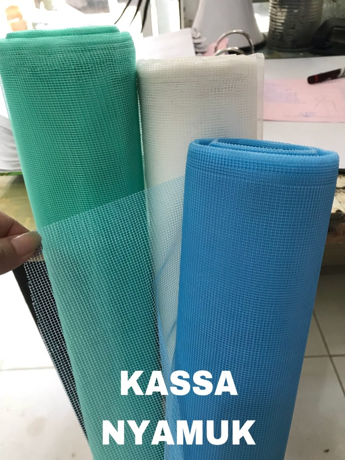Foto Produk Kassa Nyamuk . Jaring Nyamuk bahan plastik NILON. anti nyamuk dari Beauty&Healthy Shop