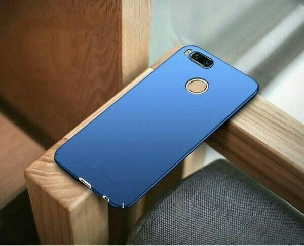 Xiaomi mia1 mi a1 hard case baby skin slim case full casing redmi a1