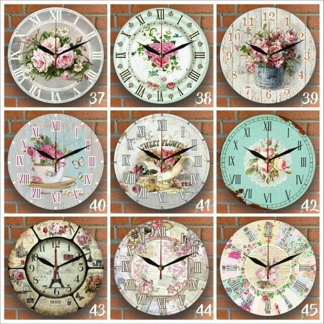 Jual Jam Shabby Jakarta Selatan Jam Vintage Jakarta Tokopedia