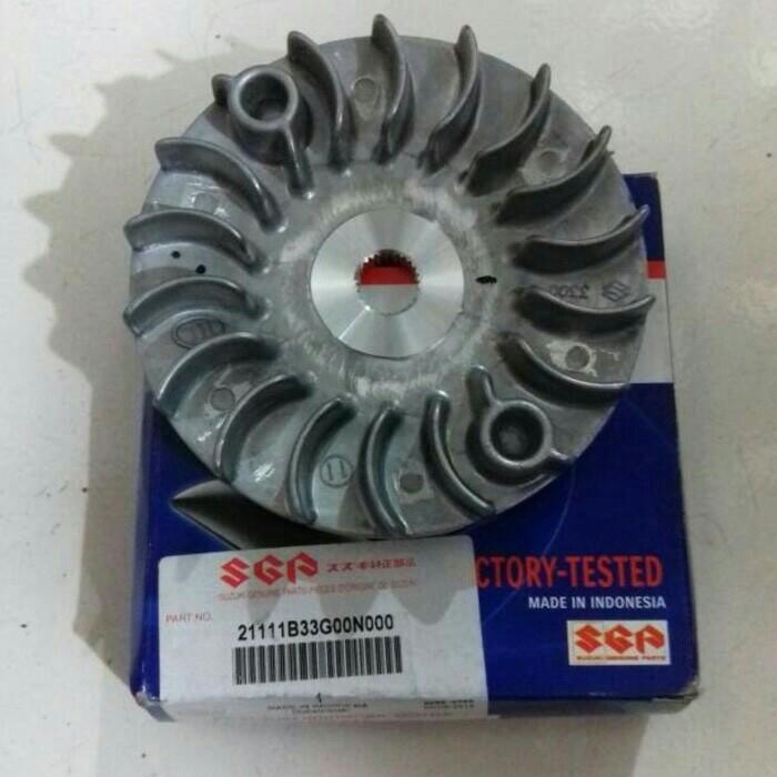 harga Fan fixed drive spin 125 ori Tokopedia.com