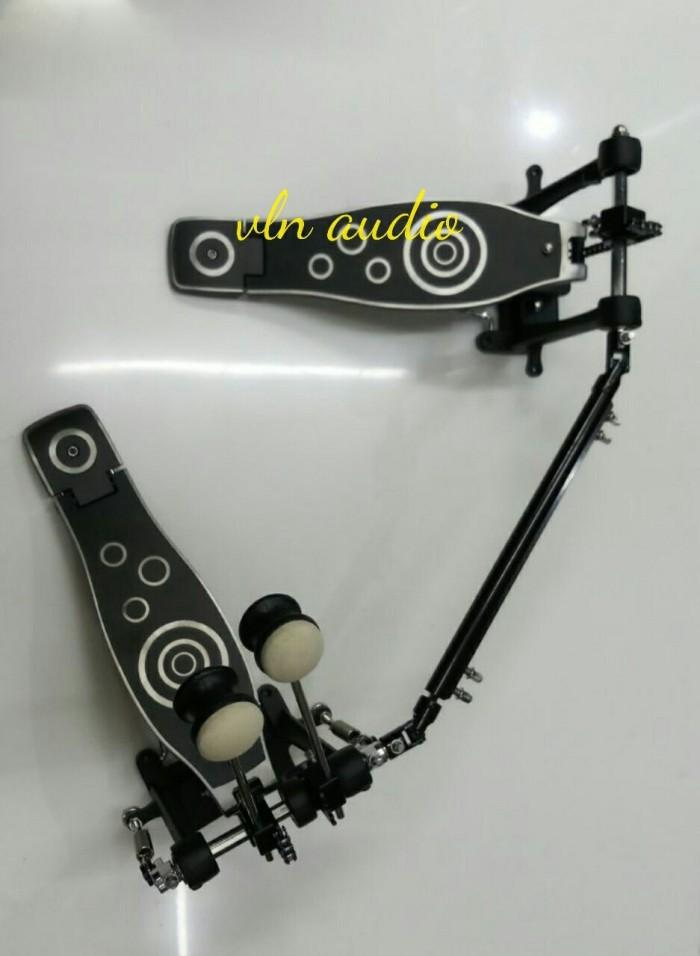 harga Pedal drum double Tokopedia.com