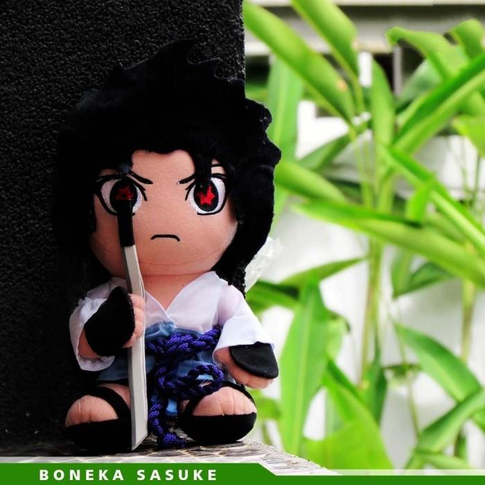harga Boneka kado souvenir ulang tahun anak anime naruto sasuke cowok pria Tokopedia.com