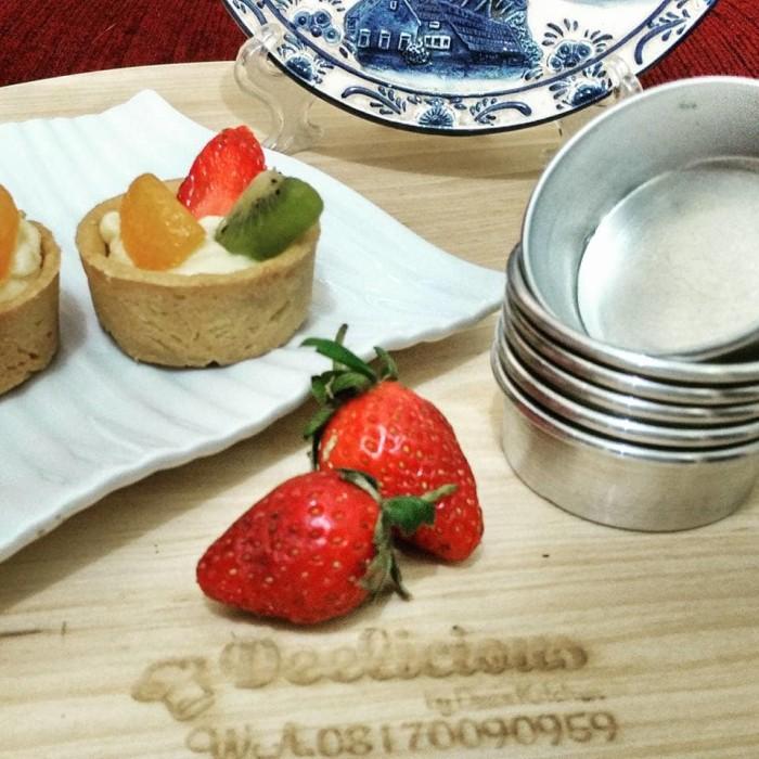 Foto Produk Loyang pie bulat. dari DeeliciousByDee-sKitchen