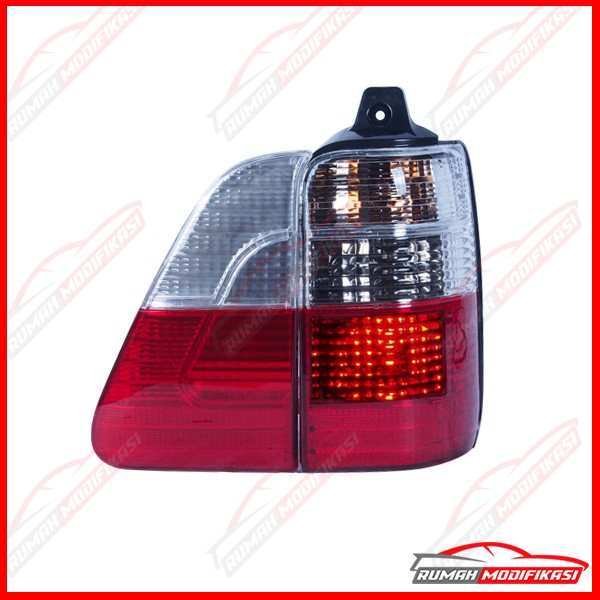 Stop lamp - toyota kijang 2002-2004 - red white ...