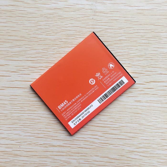 harga Baterai xiaomi redmi note 2 batre bm45 xiomi hp batray batere batrai Tokopedia.com