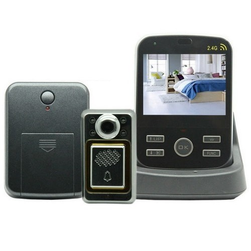 Info Bel Pintu Wireless Travelbon.com