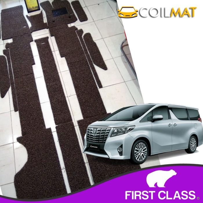 Jual Karpet Mobil Firstclass Alphard Kabin Kota Bekasi Coilmat Tokopedia