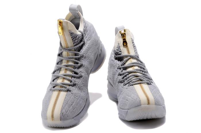 super popular 8b063 f2eb6 Jual Nike Lebron James 15 White Gold - Kota Surabaya - Med's Fav   Tokopedia