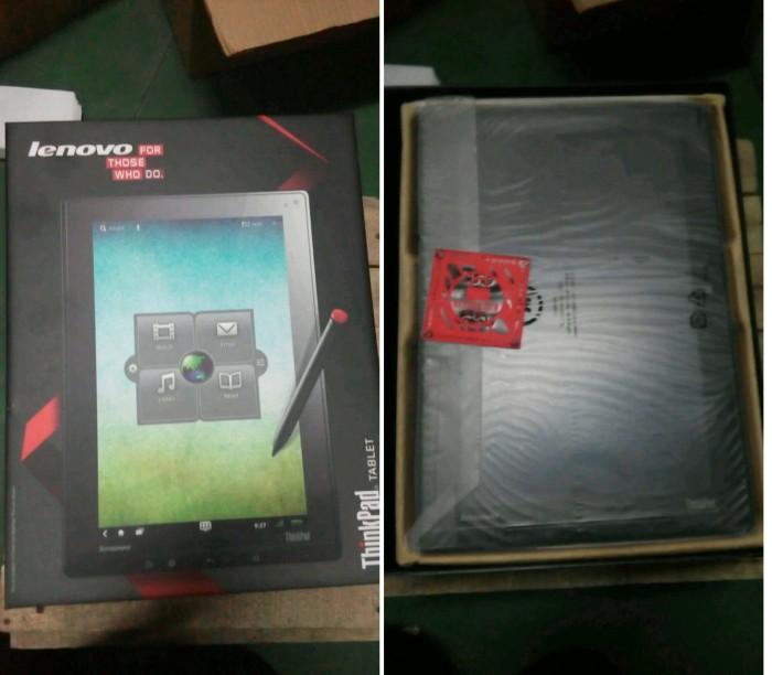 Lenovo Thinkpad Tablet 1838A19 - (3G/32GB/Pen & Keyboard) BNOB
