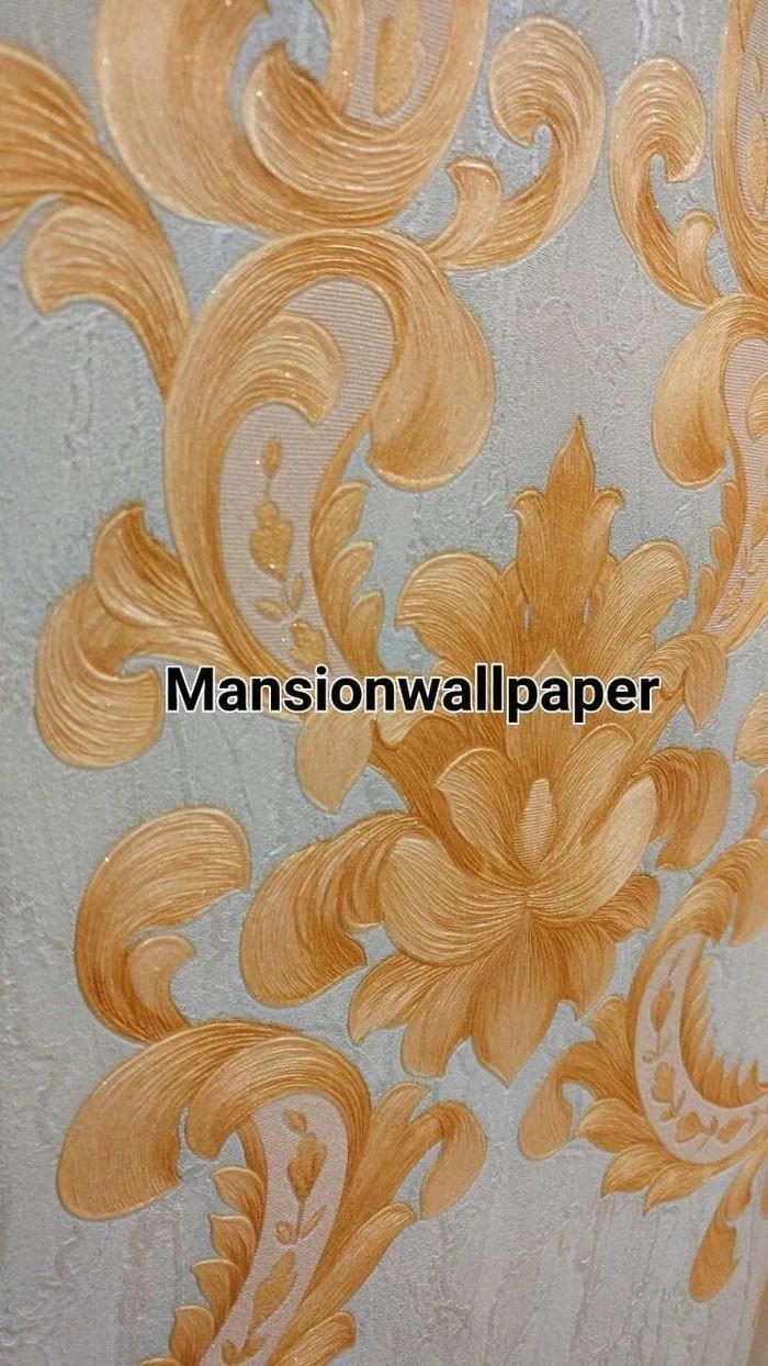 Jual Wallpaper Dinding Klasik Damask Lux Design Eropa Jakarta Selatan Supplier Wallpaper