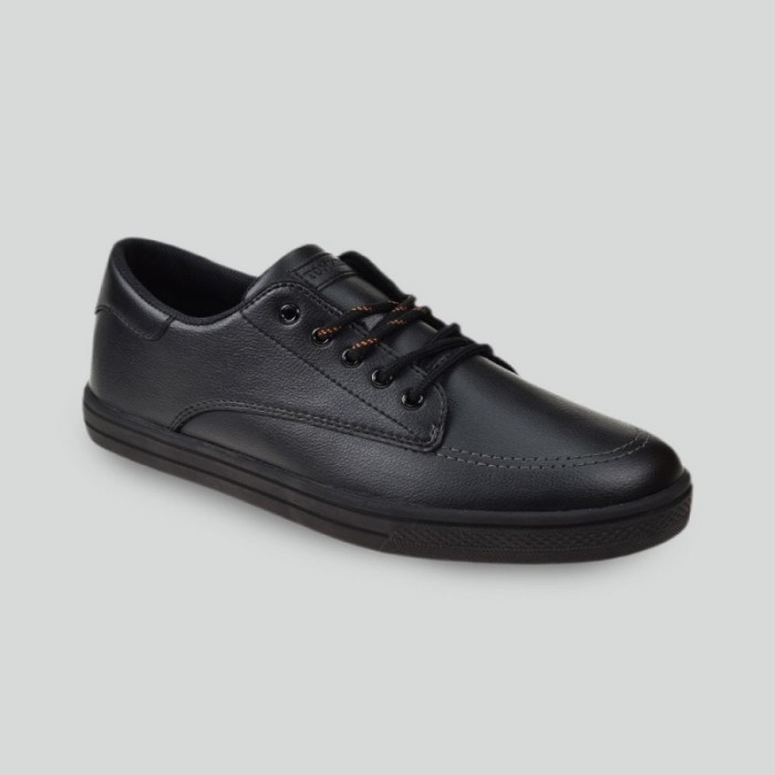 harga Sepatu tomkins pria  jungle  all black Tokopedia.com
