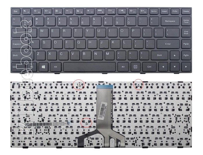 harga Keyboard lenovo ideapad 100-14ibd series Tokopedia.com