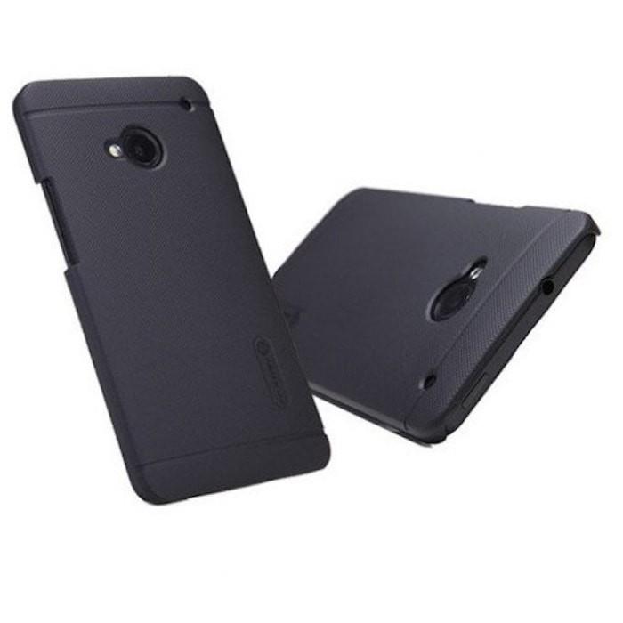 hot sale online 4b57b 73333 Jual HTC ONE M7 NILLKIN HARDCASE FROSTED SHIELD / HARD CASE COVER ORIGINAL  - Markas acc 88   Tokopedia