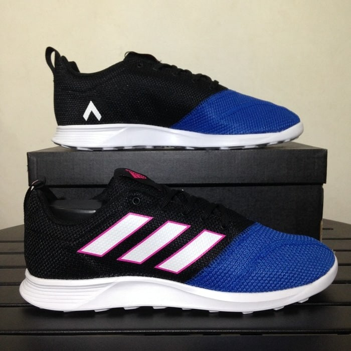 quality design 49ae4 3de96 Jual Sepatu Running/Lari Adidas Ace 17.4 TR Black Blue BB4745 Original BNIB  - DKI Jakarta - Bustam Shops | Tokopedia